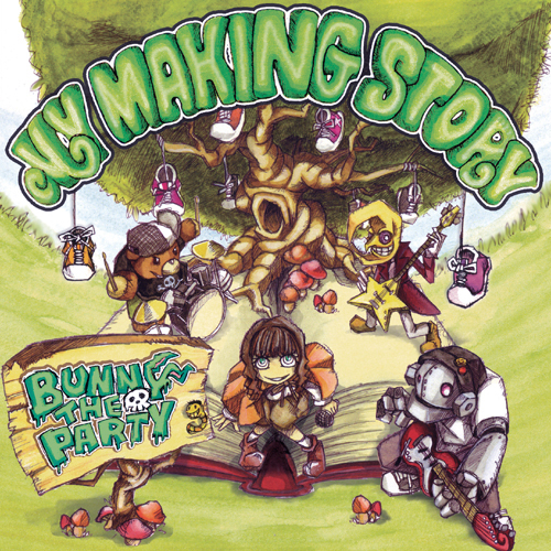 『MY MAKING STORY』/BUNNY THE PARTY